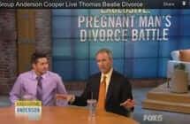 Thomas Beatie on Anderson Cooper Live