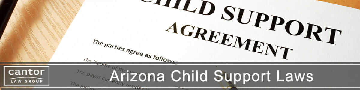 Child Support Laws in Arizona