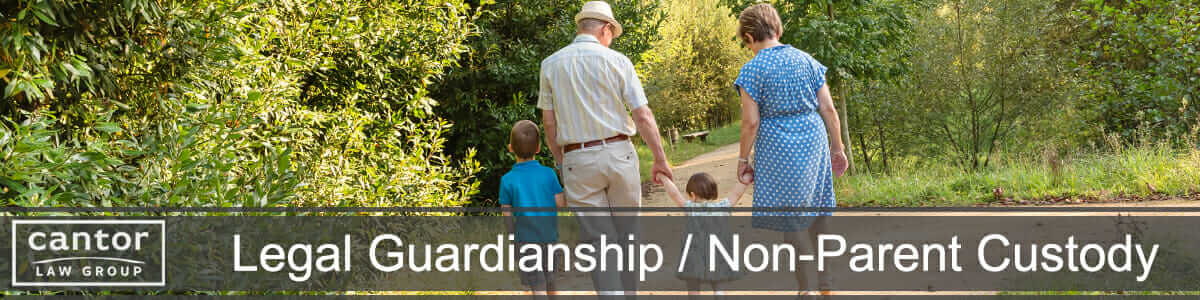 Grandparents are Legal Guardian of Children