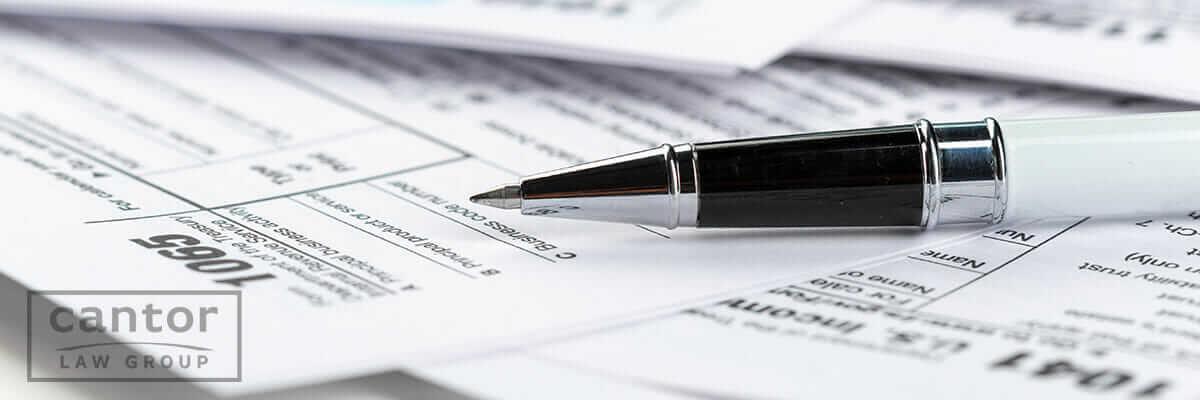 Filing Taxes During a Divorce
